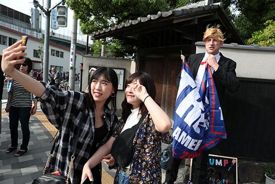 جماهير السومو باليابان