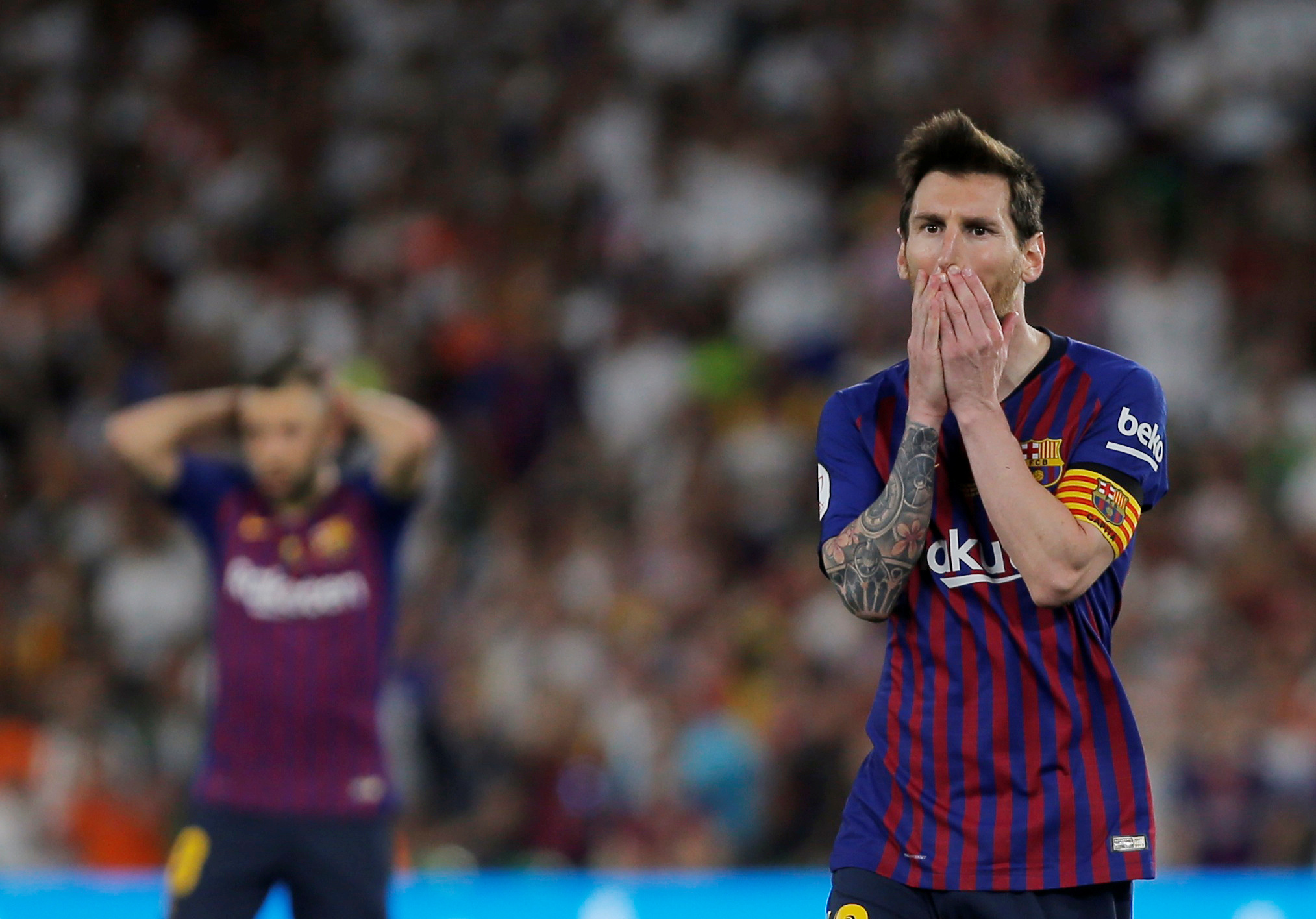 برشلونة ضد فالنسيا  (11)