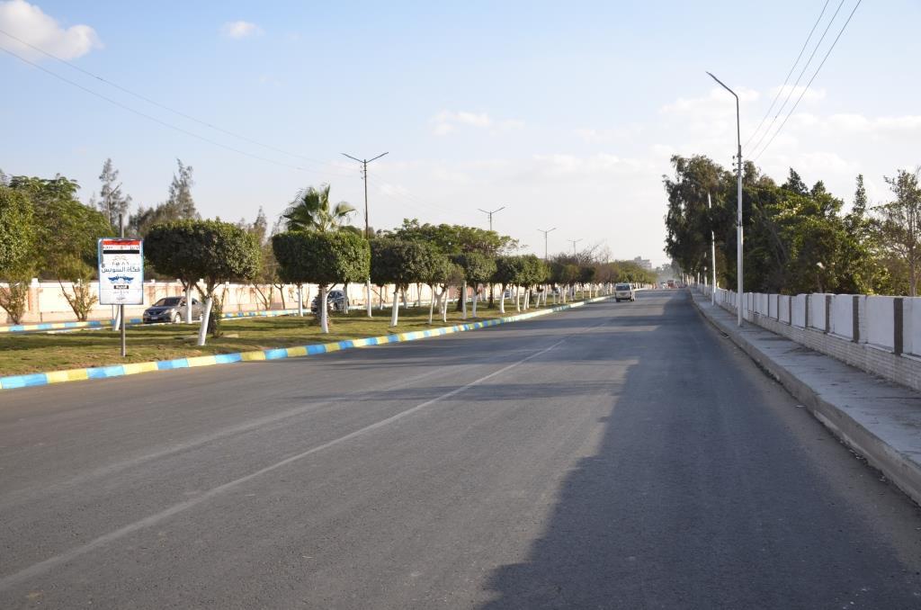 5- الطريق الرئيسى