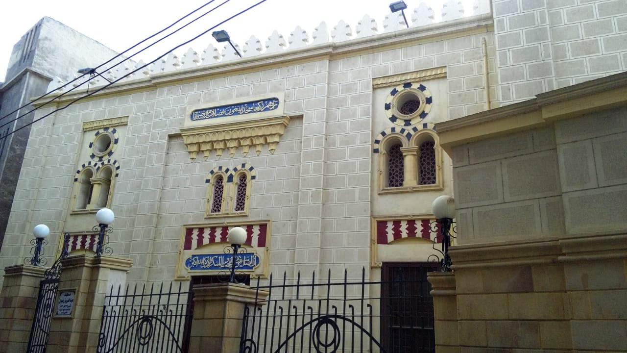 مسجد عبد العزيز بك رضوان بالشرقية