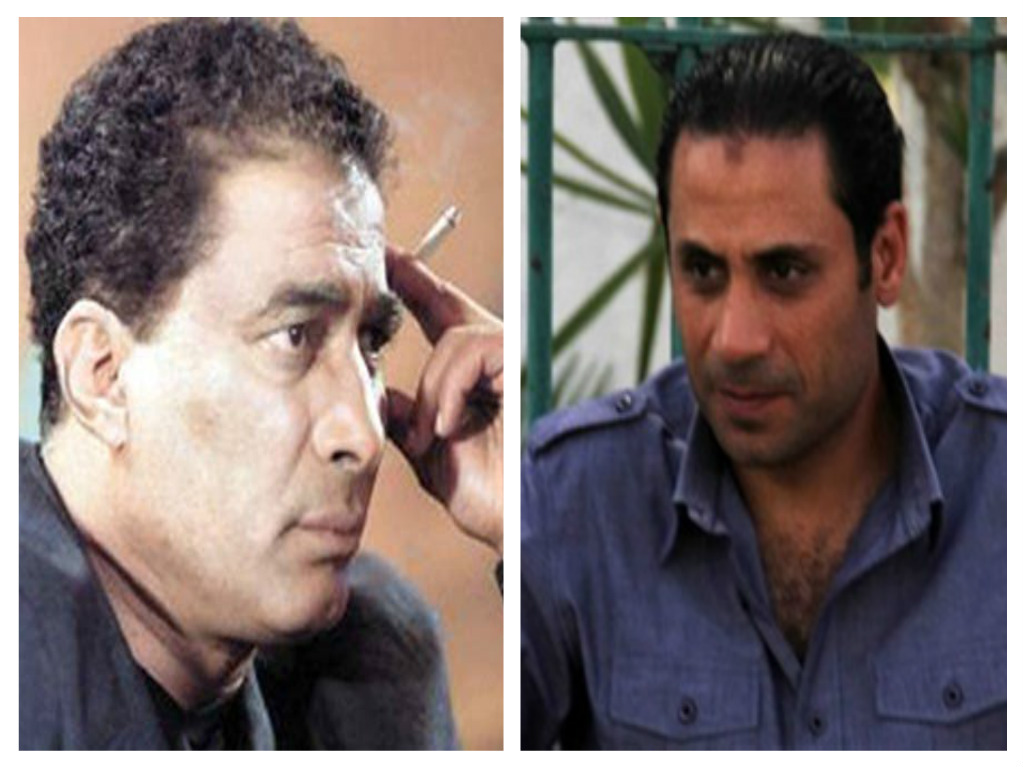 ياسر رضوان و أحمد زكى