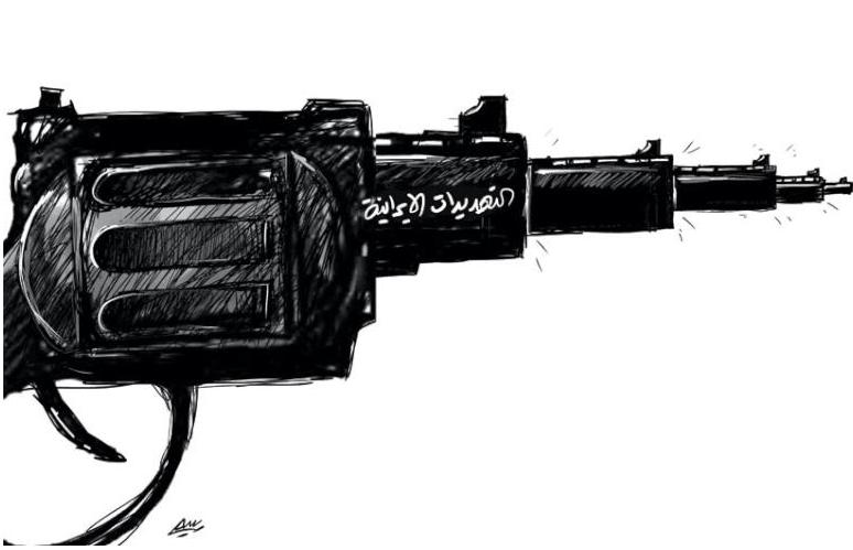 كاريكاتير الشرق الاوسط