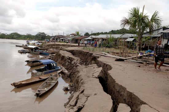 زلزال بيرو