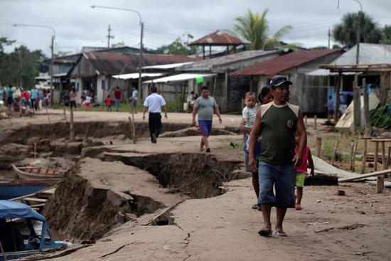 زلزال بيرو11