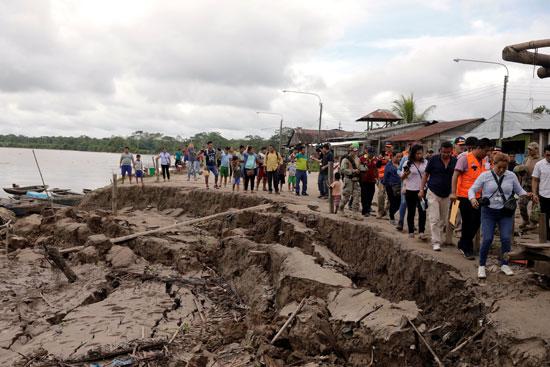 زلزال بيرو4