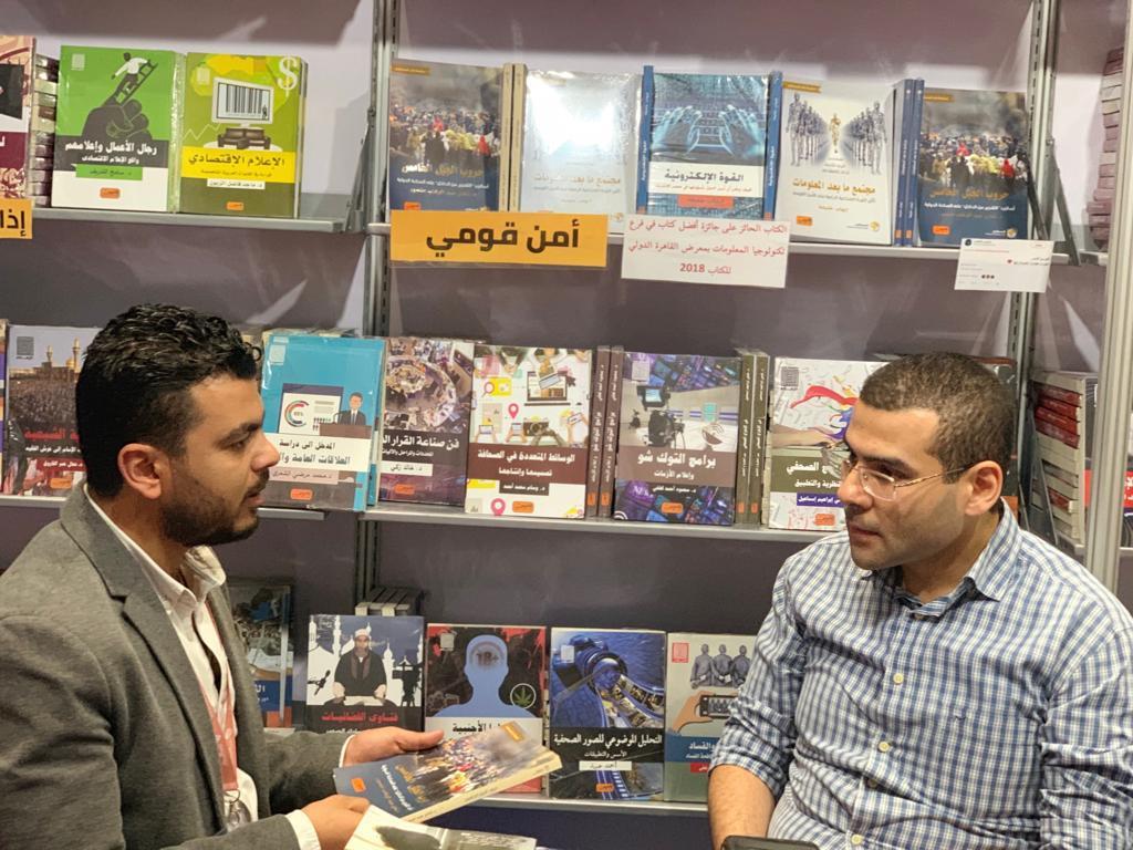 شادى منصور مصر تواجه حروب التفجير من الداخل