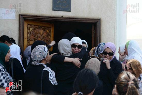 جنازة نورا جمااد (7)