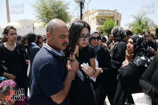 جنازة نورا جمااد (6)