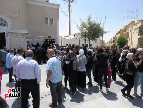 جنازة نورا جمااد (12)