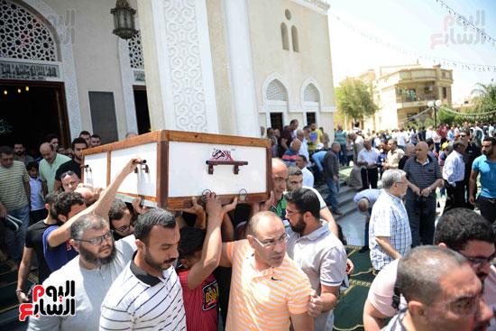 جنازة نورا جمااد (2)