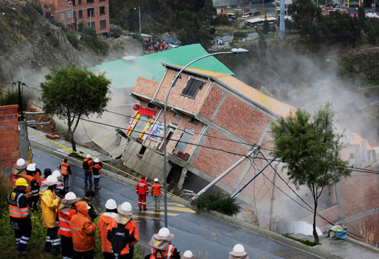Land Collapse in Bolivia (13)