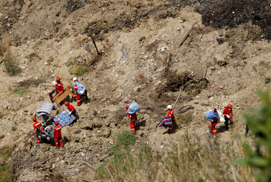 Land collapse in Bolivia (6)