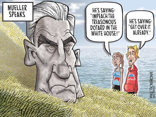 كاريكاتير USA Today