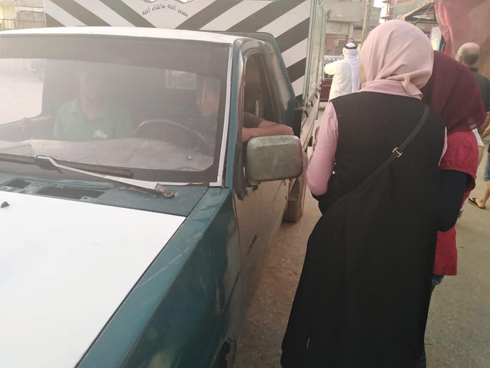 شباب شمال سيناء يتسابقون لإطفار الصائمين  (7)