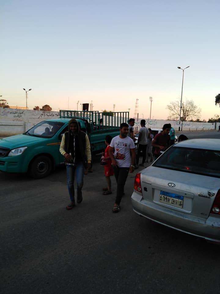 شباب شمال سيناء يتسابقون لإطفار الصائمين  (3)