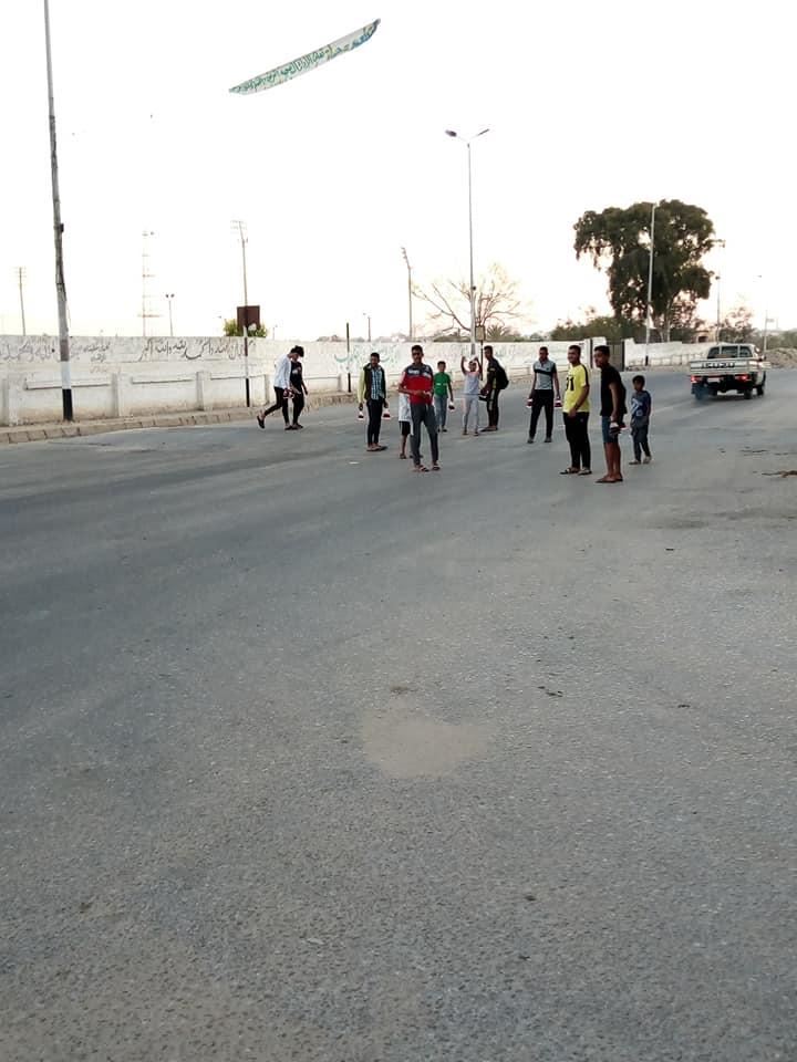 شباب شمال سيناء يتسابقون لإطفار الصائمين  (1)
