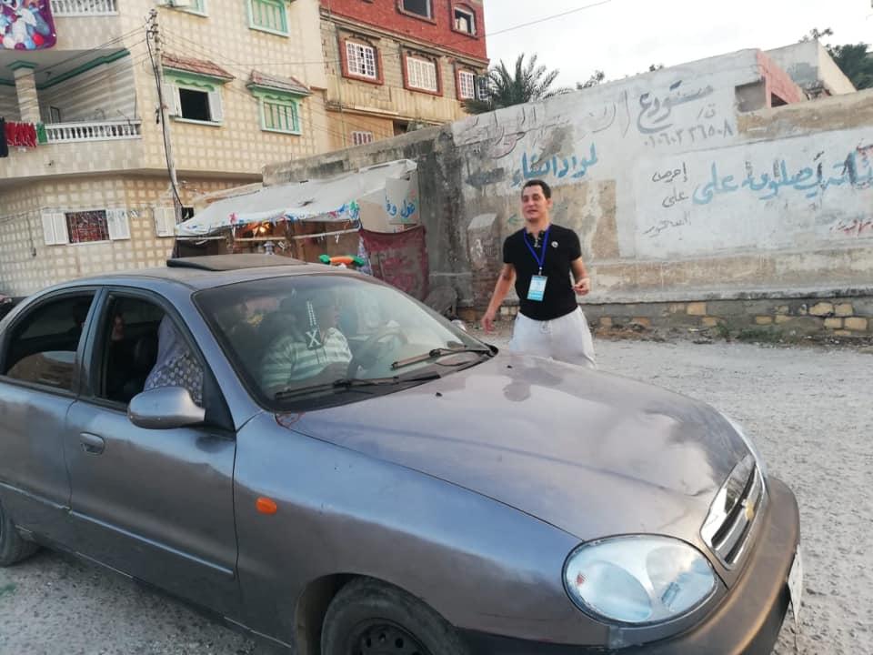 شباب شمال سيناء يتسابقون لإطفار الصائمين  (10)