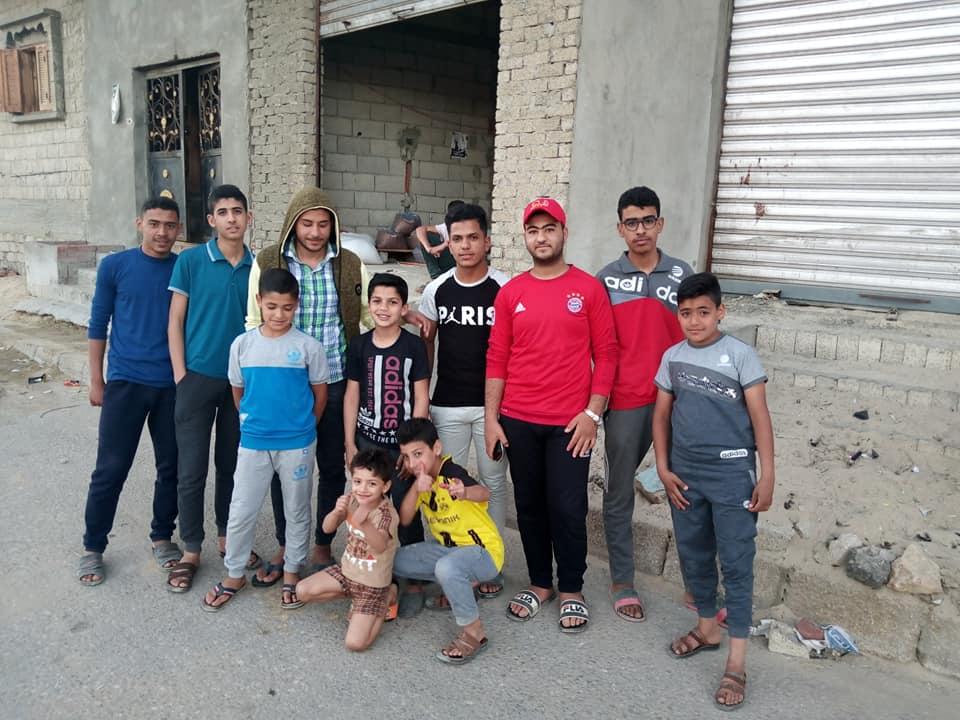 شباب شمال سيناء يتسابقون لإطفار الصائمين  (2)
