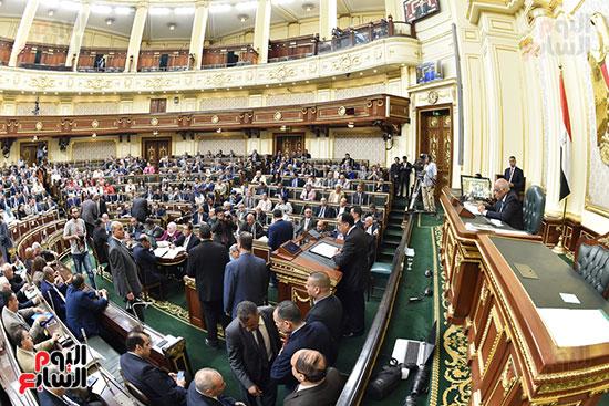 مجلس النواب برئاسة الدكتور على عبد العال رئيس مجلس النواب (11)