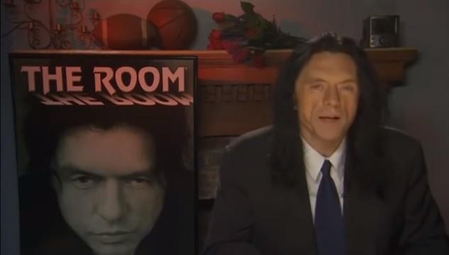 مخرج فيلم The Room