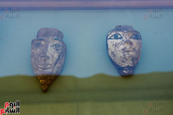 اكتشاف مقبرة لكاهنين من عصر الدولة القديمة فى الهرم (12)