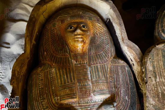 اكتشاف مقبرة لكاهنين من عصر الدولة القديمة فى الهرم (14)