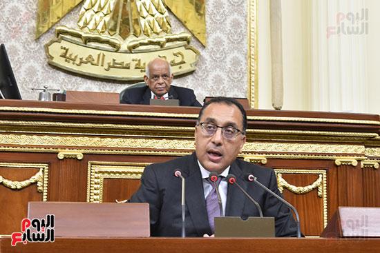 مجلس النواب برئاسة الدكتور على عبد العال رئيس مجلس النواب (9)