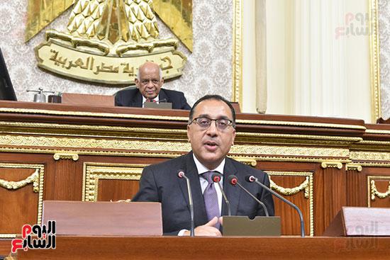 مجلس النواب برئاسة الدكتور على عبد العال رئيس مجلس النواب (7)