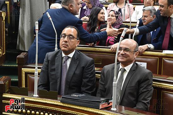 مجلس النواب برئاسة الدكتور على عبد العال رئيس مجلس النواب (3)