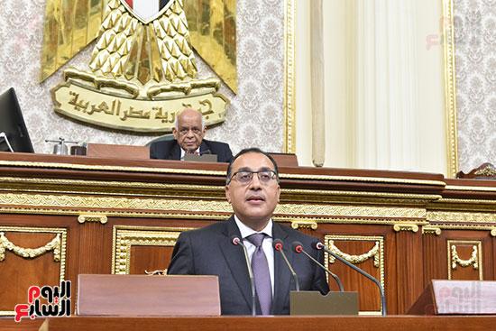 مجلس النواب برئاسة الدكتور على عبد العال رئيس مجلس النواب (5)
