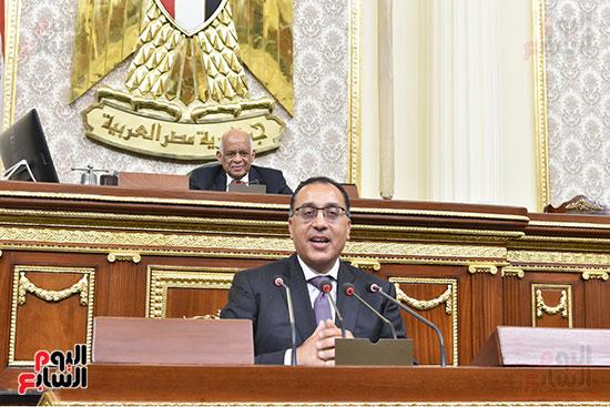 مجلس النواب برئاسة الدكتور على عبد العال رئيس مجلس النواب (6)