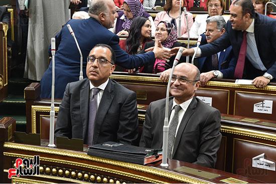 مجلس النواب برئاسة الدكتور على عبد العال رئيس مجلس النواب (2)