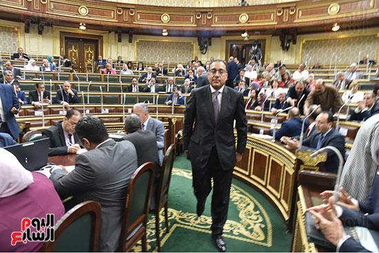 مجلس النواب برئاسة الدكتور على عبد العال رئيس مجلس النواب (4)