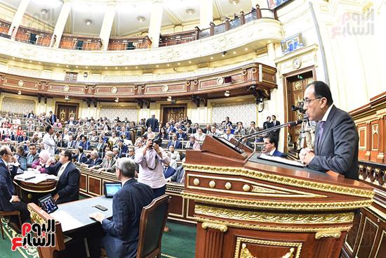مجلس النواب برئاسة الدكتور على عبد العال رئيس مجلس النواب (10)