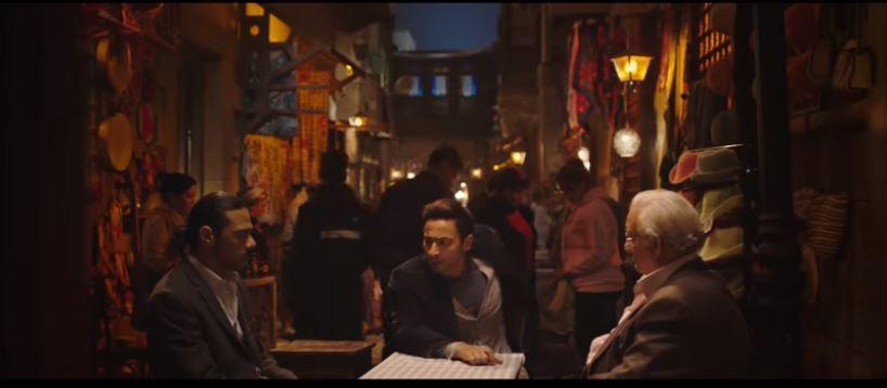 الحارة الشعبية في مسلسلات رمضان  (6)