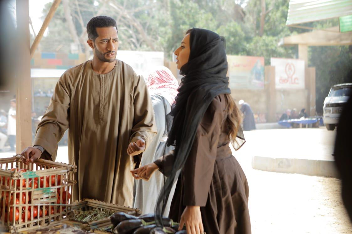 الحارة الشعبية في مسلسلات رمضان  (9)