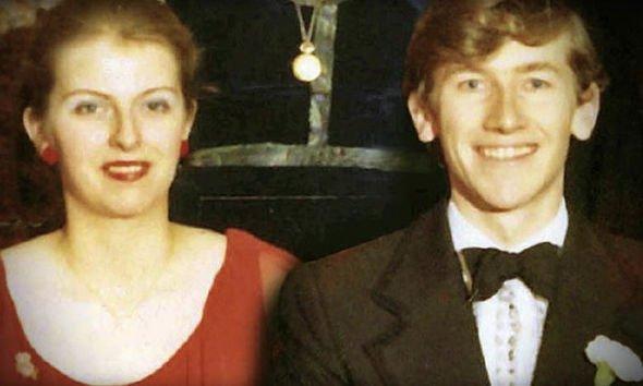 فيليب وتريزا ماى أثناء دراستهما فى جامعة اكسفورد