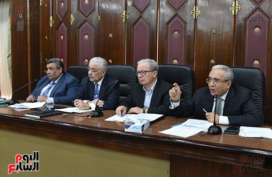 اجتماع لجنة الخطة والموازنة  (12)