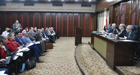 اجتماع لجنة الخطة والموازنة  (14)