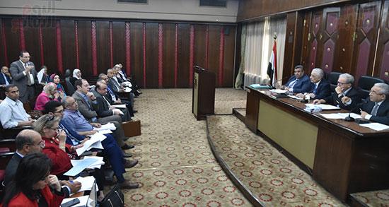 اجتماع لجنة الخطة والموازنة  (15)