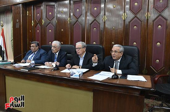 اجتماع لجنة الخطة والموازنة  (13)