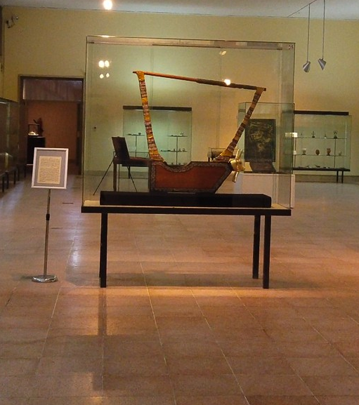 المتحف الوطنى ببغداد