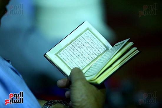 صلاة التراويح فى مسجد عمرو بن العاص (11)