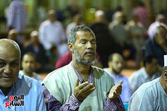 صلاة التراويح فى مسجد عمرو بن العاص (14)