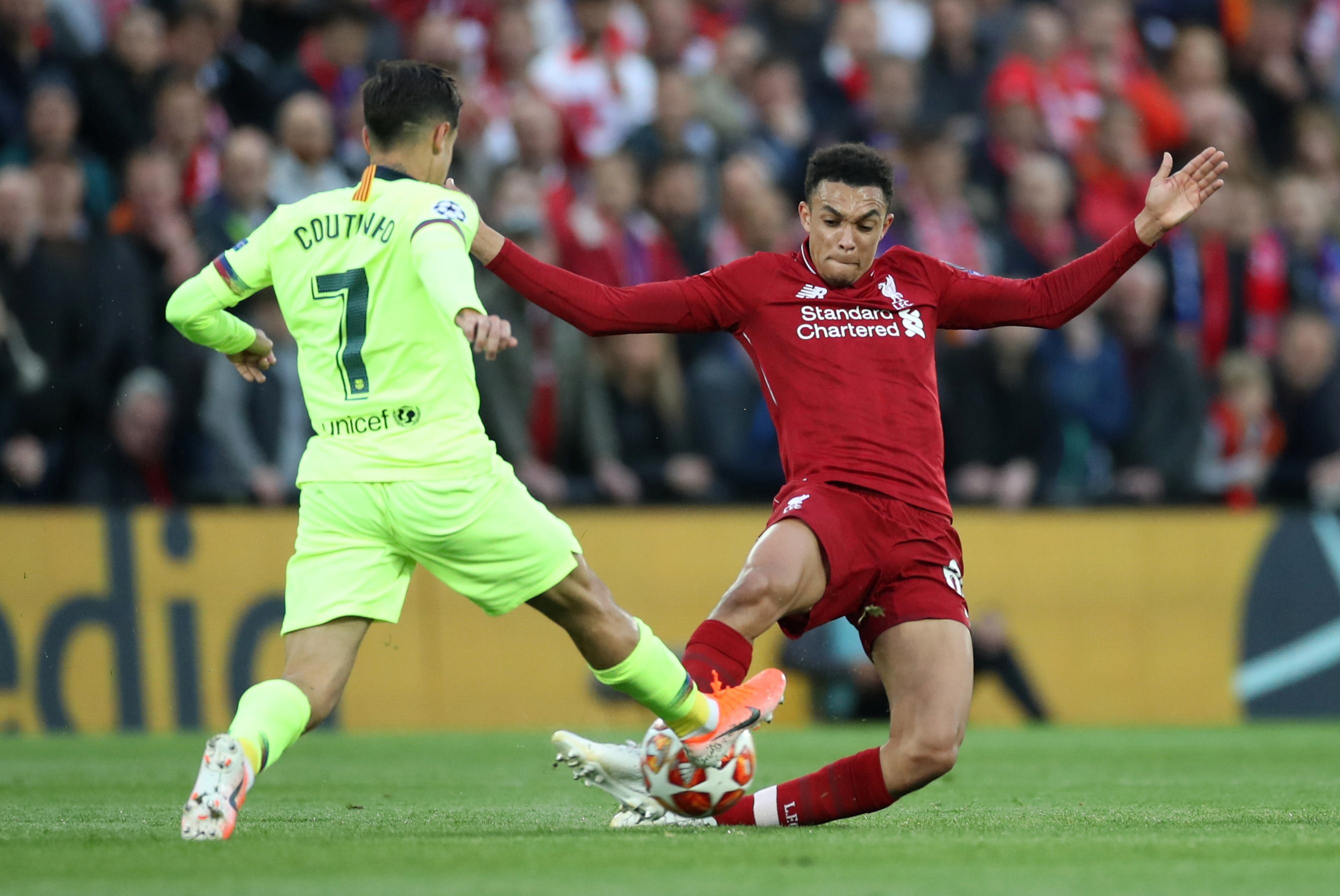 ليفربول ضد برشلونة  (36)