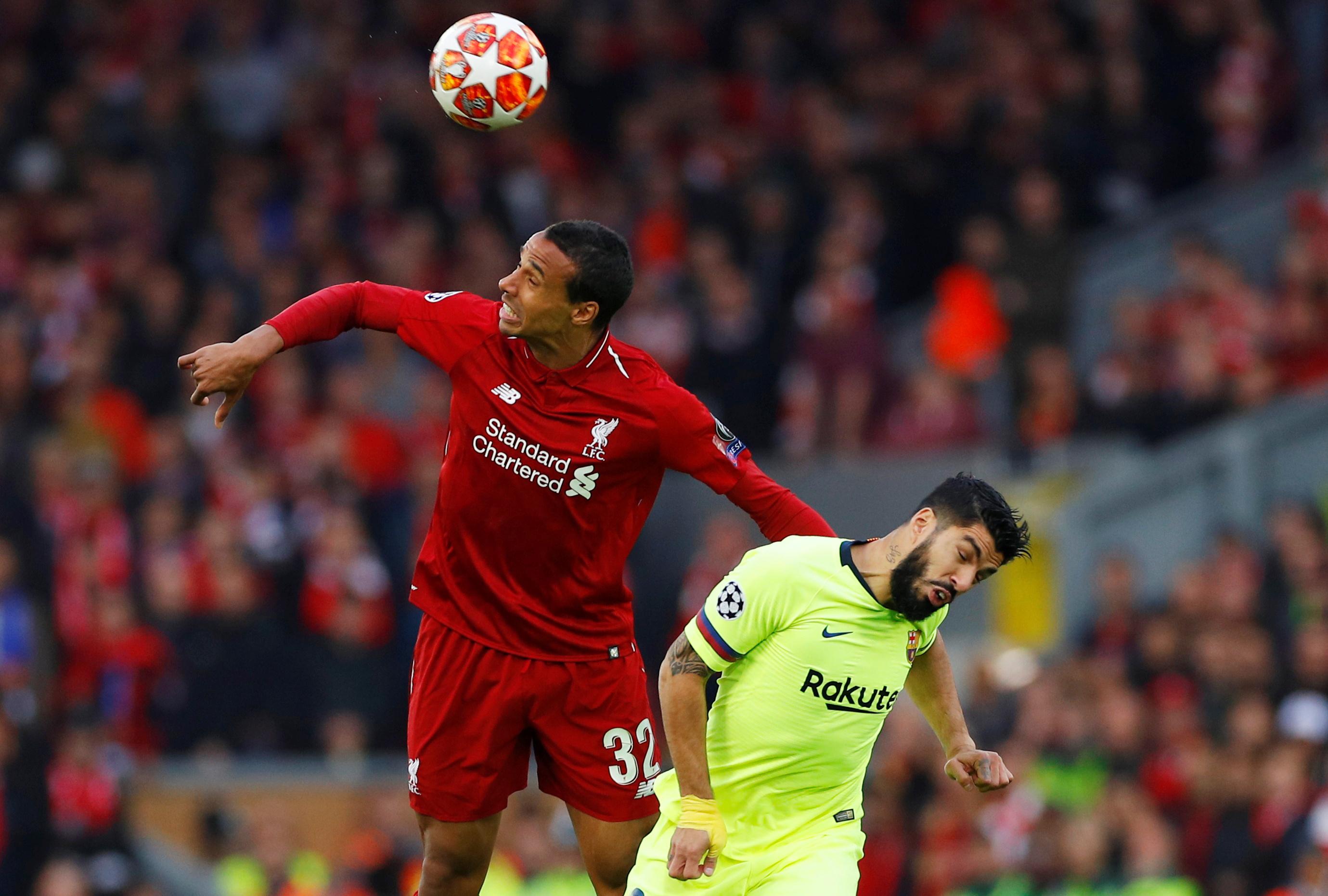 ليفربول ضد برشلونة  (25)