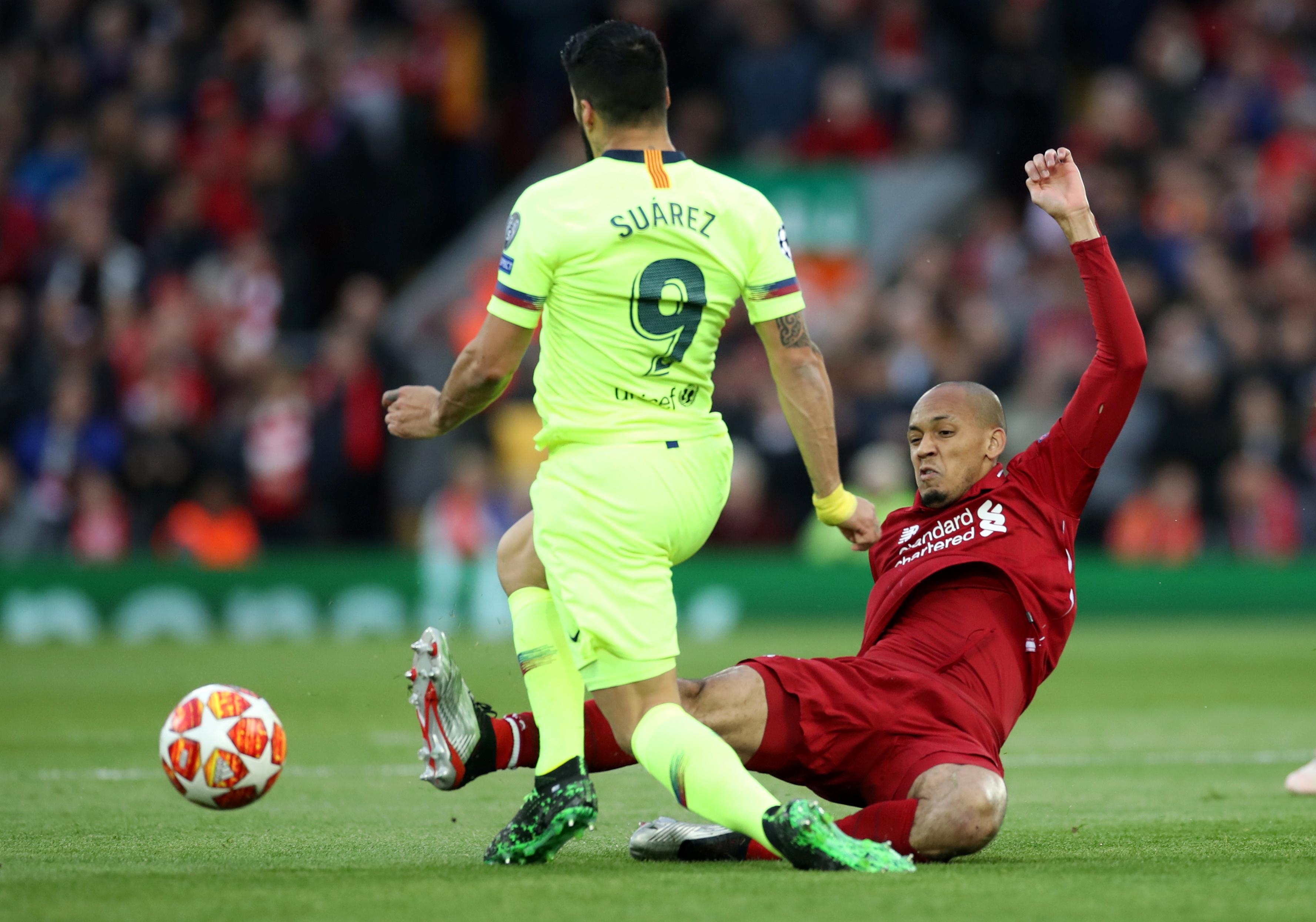 ليفربول ضد برشلونة  (31)