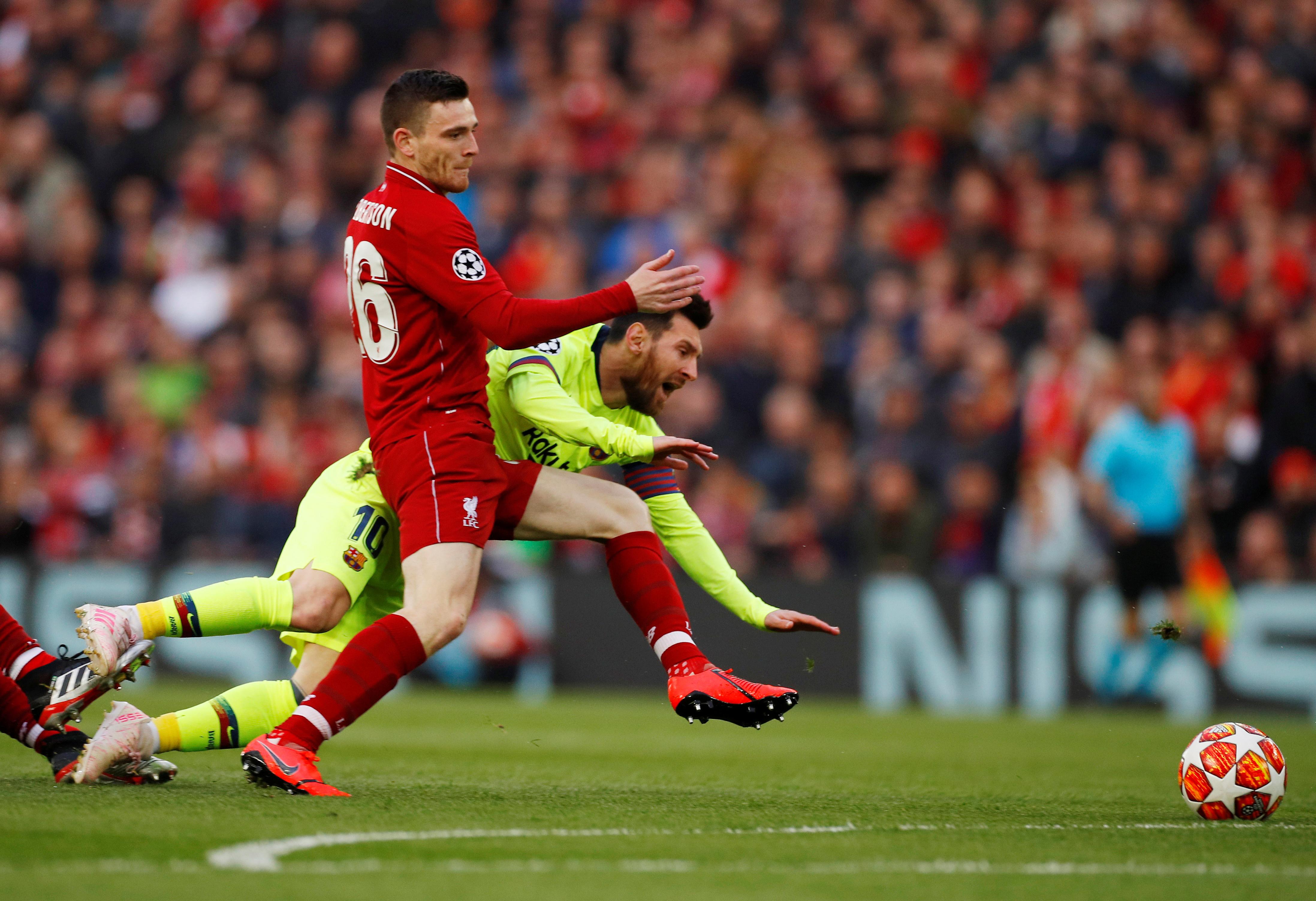ليفربول ضد برشلونة  (22)