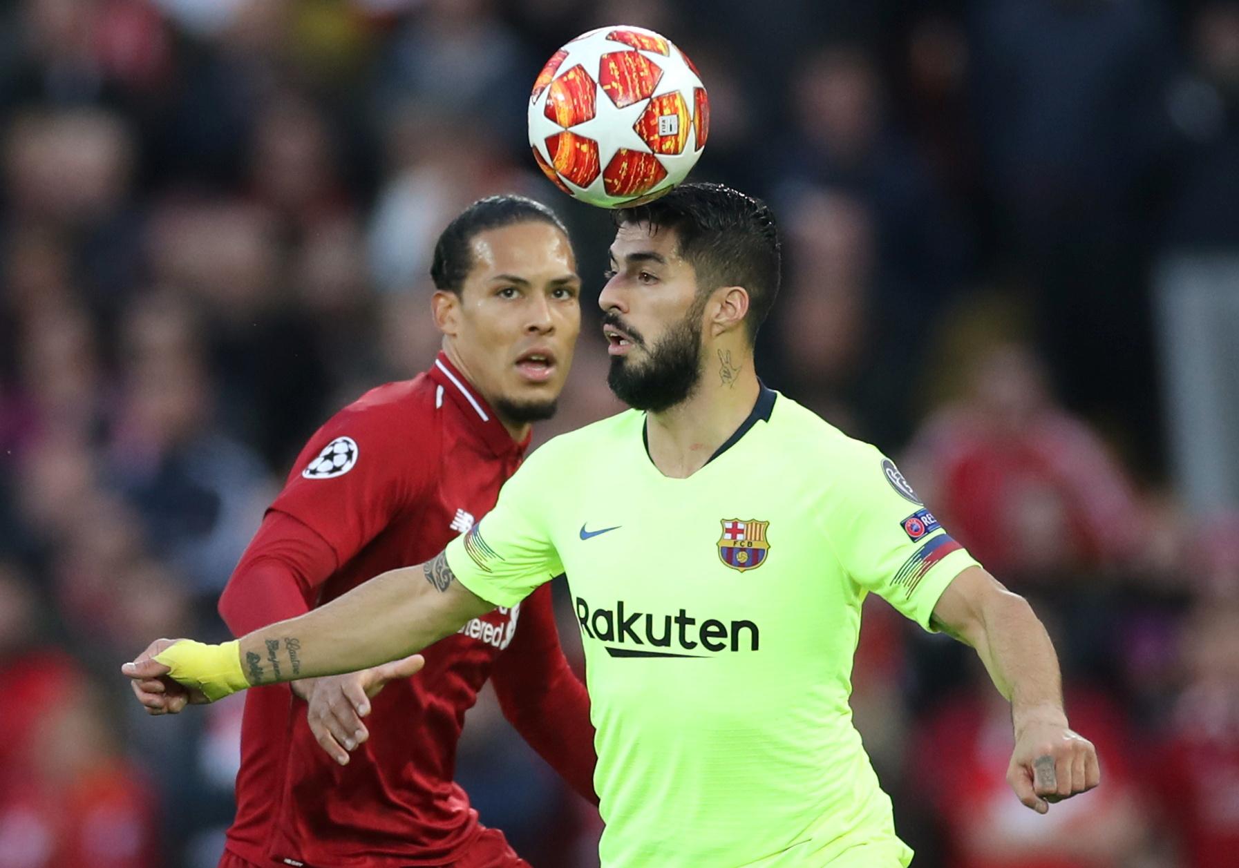 ليفربول ضد برشلونة  (40)