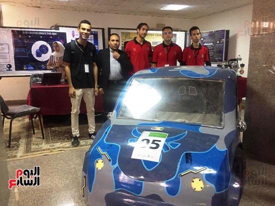 مؤتمر البحوث الطلابية الثالث بجامعة قناة السويس (7)